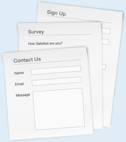 Sample Sign Up Sheet
